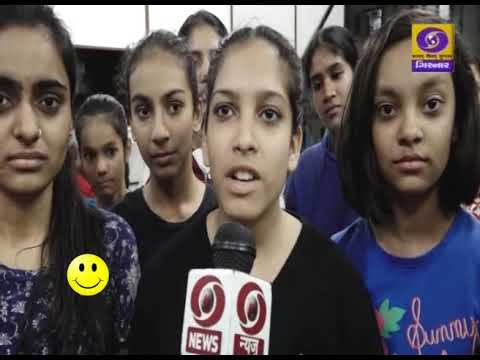 Anand: Training given to girls for self defense  EP-85  GOOD NEWS GUJARAT