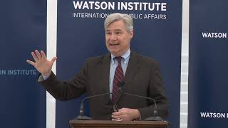 Senator Sheldon Whitehouse Keynote at the America's Climate Change Conference