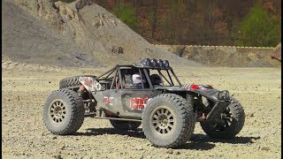 REELY DUNE FIGHTER EXTREME! COOL RC CARS IN ACTION! RC RACE CARS