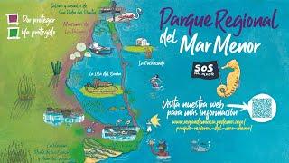 Parque Regional del Mar Menor: presentación de la propuesta de ley de Unidas Podemos