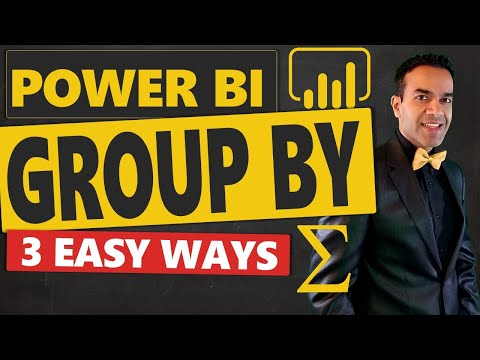 Power Bi Group By Using Query Editor, Dax, And Some Magic!✨