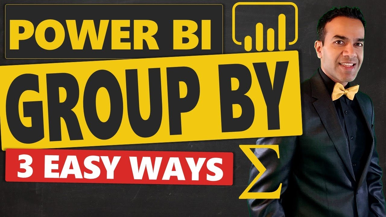 Power BI Group By - Using Query Editor, DAX, and Some Magic!✨