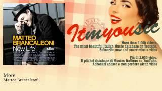 Matteo Brancaleoni - More
