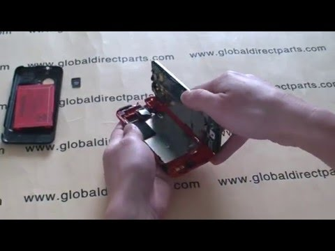 HTC Droid Incredible Take Apart | Tear Down Video
