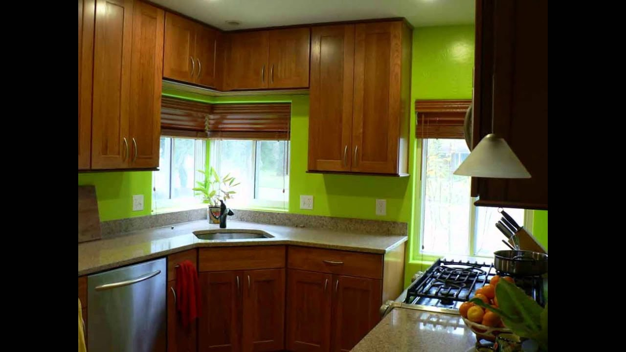 oak kitchen cabinets and wall color kitchen paint color ideas 8966