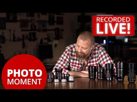 LUMIX Lens Lineup: Overview ► Which Lens is the Best Lens? —PJPM 2017-06-08