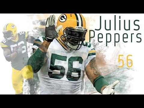 Julius Peppers | Legendary | Career Packers Highlights