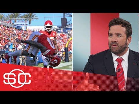 NFL Analysis: Tyreek Hill, Patrick Mahomes shine in Kansas City Chiefs' win   SportsCenter   ESPN
