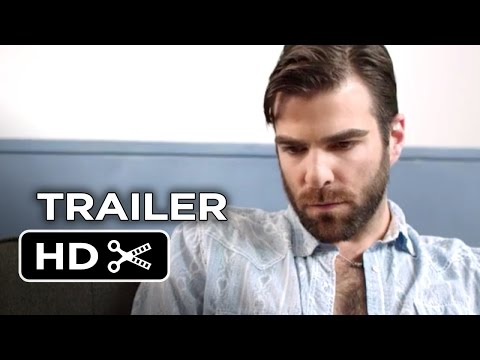 We'll Never Have Paris Official Trailer #1 (2015) - Zachary Quinto, Simon Helberg Movie HD