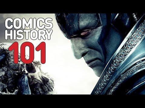 X-Mens Apocalypse - Comics History 101