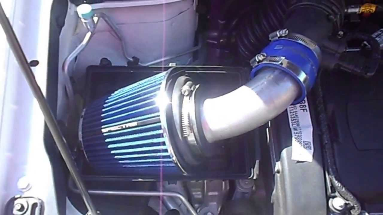 Chevy Sonic Lt 1 8 Intake Modified Youtube