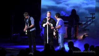 Rascal Flatts - Bless the Broken Road, Still Feels Good - Live (Unstoppable Tour) [HD]