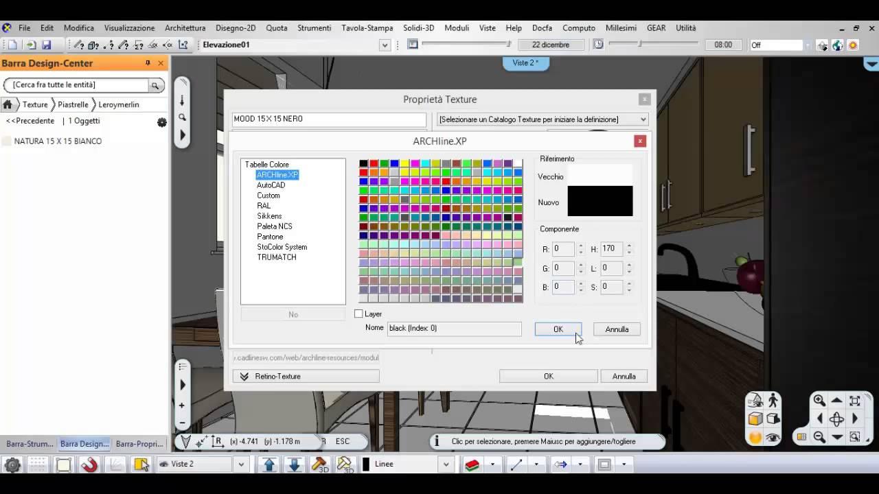2014 set posa piastrelle youtube for Software progettazione interni