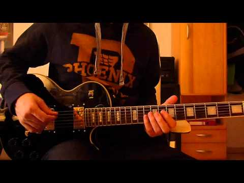 Biffy Clyro Modern Magic Formula Cover Guitar