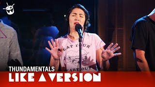 Baixar Thundamentals Ft. ALPHAMAMA - 'Sally' (live on triple j)