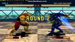 Bloody Roar 2 Gado Gameplay Expert mode