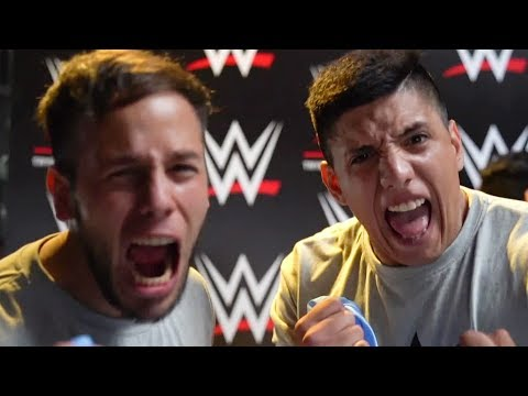 WWE hopefuls give their all during historic Latin American tryout