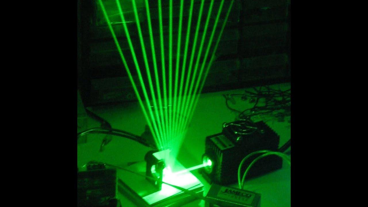 Laser Harp Code Conversion  YouTube
