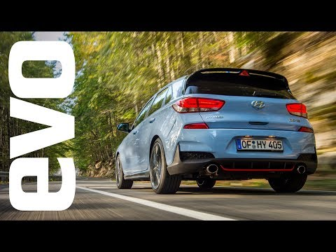 Hyundai i30 N first drive: Mégane RS beware the new kid on the block | evo REVIEW