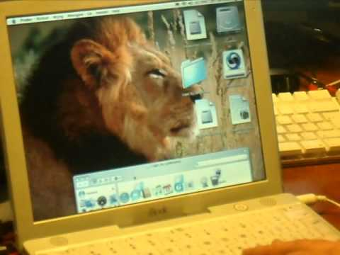 iFilm : Ibook 3G , more fun with LEOPARD look & Feel - HOW TO DO IT !!!