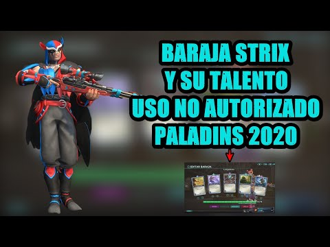 BARAJA STRIX Y