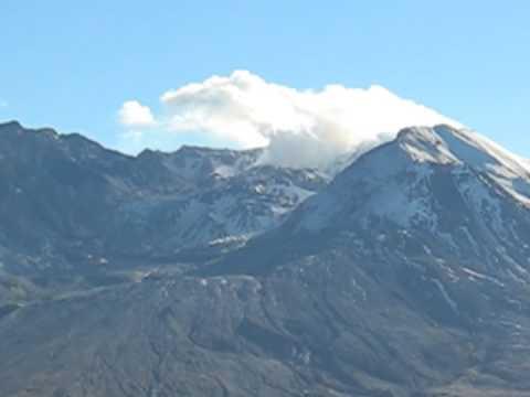 Volcano! Mt St Helens - Johnston Ridge Observatory