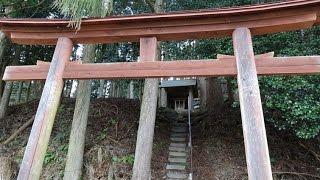 4K 京都美山・諏訪神社 Suwa Shrine Kyoto 京都寺社巡り2016