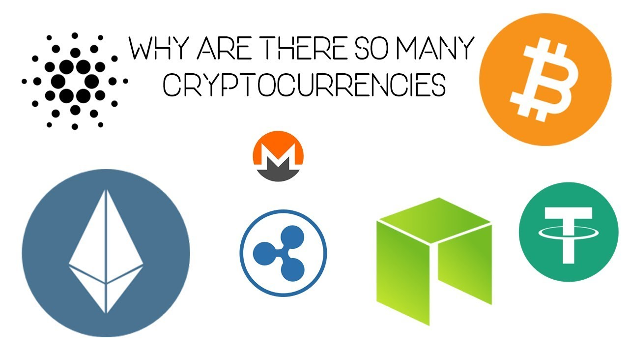 how are there so many cryptocurrencies