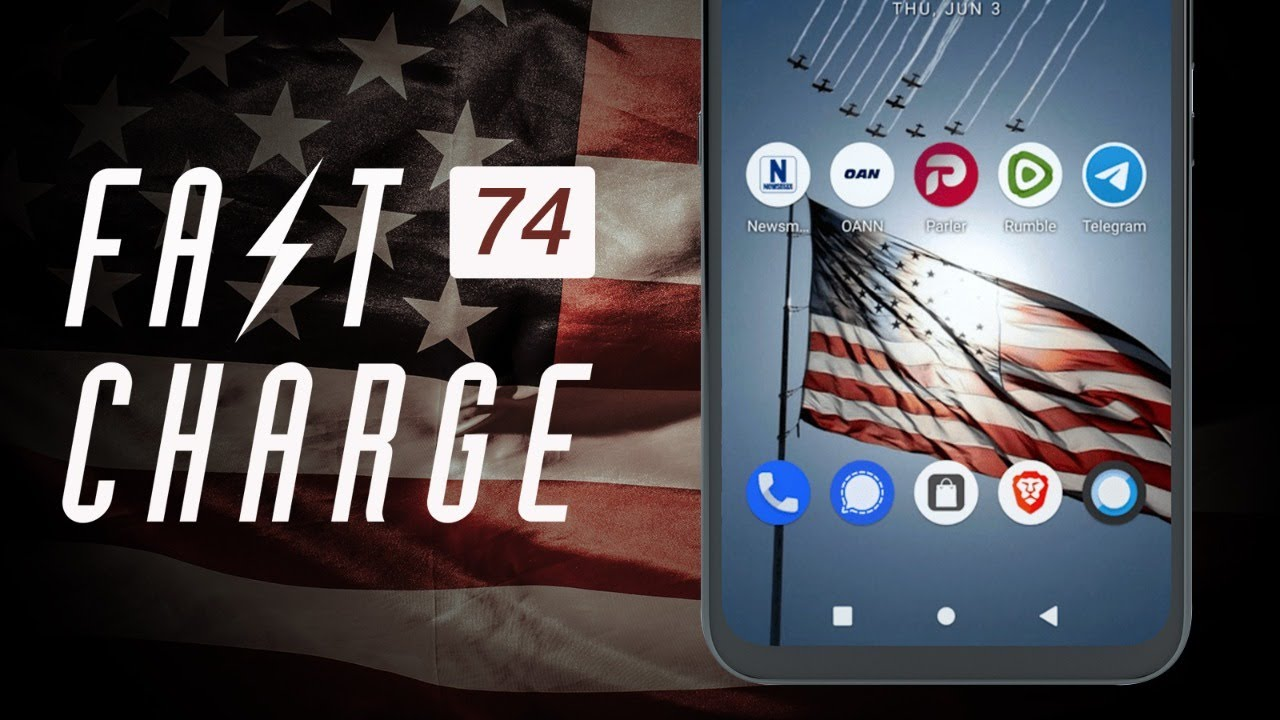Freedom Phone, Snapdragon Phone & Realme GT review   Fast Charge ep. 74