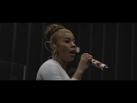 Keyshia Cole kills It Rehearsing
