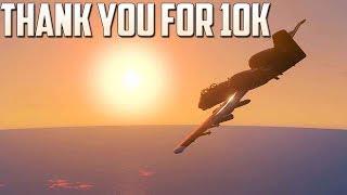 GTA Online B11 Strikeforce Montage (10,000 Subscriber Special)