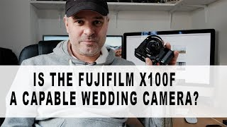 Video Is the Fujifilm X100F Good Enough for Wedding Photography? download MP3, 3GP, MP4, WEBM, AVI, FLV Juli 2018