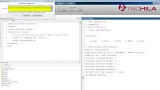 How to use Techila Distributed Computing Engine with MATLAB and Data