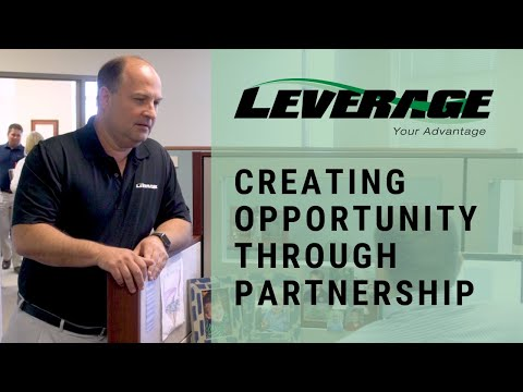 LEVERAGE/Creating Opportunity through Partnership
