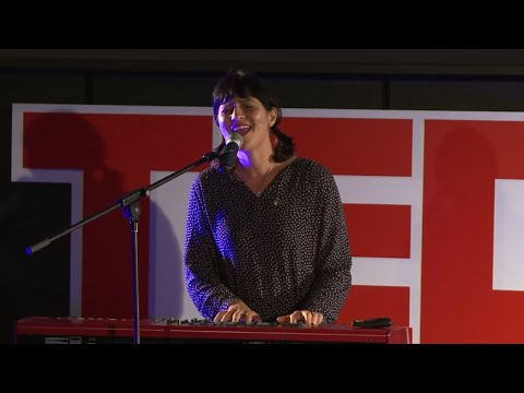 How to Quit Quaking and Get Song Writing | Monique diMattina | TEDxFulbrightMelbourne