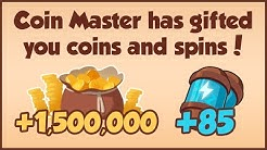 Coin master free spins and coins link 21.06.2020