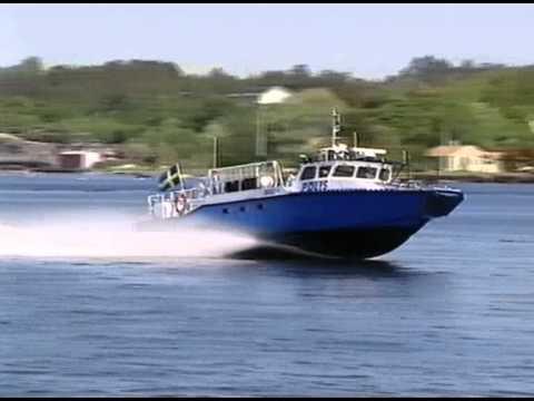 Fast Patrol Craft from Dockstavarvet