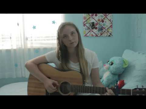 """Break Up In The End"" Cole Swindell (cover By - Livvy Beth)"