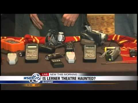 Is The Lerner Theater Haunted?