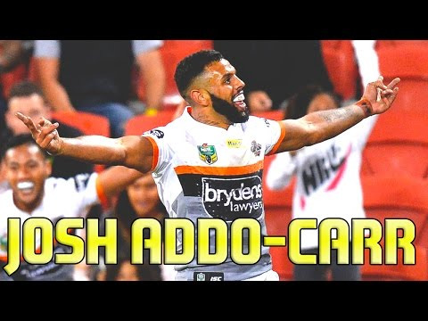 Josh Addo-Carr 2016 - Try And Catch Me