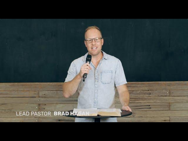 Thrive Church Online | 24th October | Pastor Brad Hagan