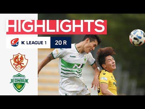 Gwangju FC Jeonbuk Goals And Highlights