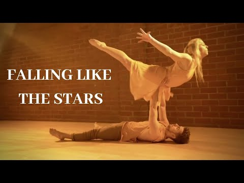 James Arthur - Falling Like The Stars | Michael Dameski & Charity Anderson