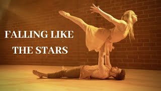 James Arthur Falling Like The Stars Michael DameskiCharity Anderson