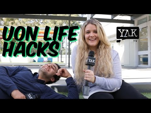 University of Newcastle Life Hacks!