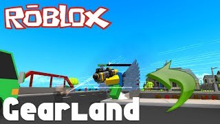ROBLOX - Attacked By A Boss Noob - GEARLAND