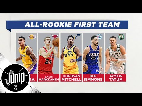 Paul Pierce, Stephen Jackson pick rookies with the highest ceiling | The Jump | ESPN