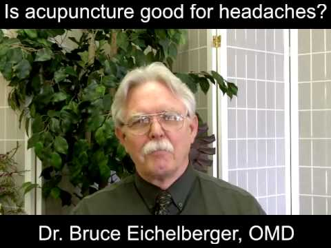 Can Acupuncture Treat Headaches?