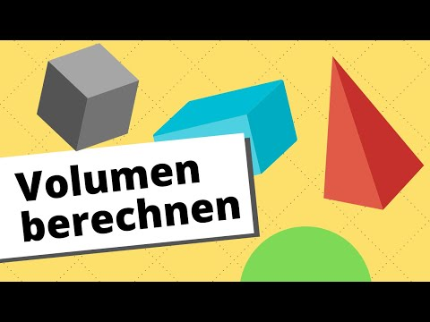 Übersicht Körper, Pyramide, Kegel, Kugel, Zylinder, Prisma | Mathe by Daniel Jung from YouTube · Duration:  2 minutes 47 seconds