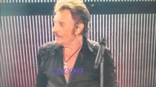 VIDEO DE JOHNNY  HALLYDAY     J AI PLEURER  SUR MA GUITARE